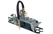 A máquina de corte oxi-combustível
