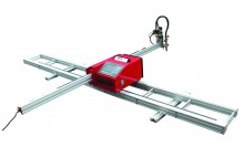 HNC-1800W Mini portátil cortador máquina de plasma y de la llama de corte CNC