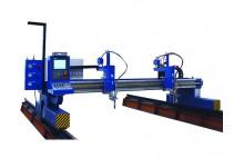HNC-4000 Standard CNC Plasma & Oxy-Fuel Mesin Plat Cutting