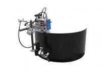 Forma Seção HK-T5-W T Estrutural automática Tractor soldagem com Wavering Parte