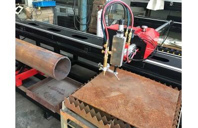 XG-300J profilage de tube CNC et la machine de coupe en forme de plaque 3 axes