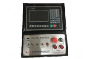 HNC-2100X plasma CNC portátil e oxi-combustível cortador de máquina de corte