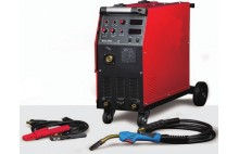 MIG-250i / 300i, MT-250i / 300i Soldadura Fuente de energía Diseño compacto, poderes para uso industrial