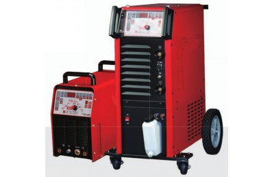 TIG 200AC / 250AC / 315AC / 400CT / 500CT soudage électrique machine source de la solution totale de soudage TIG