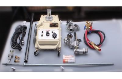 CG1-30 Lurus garis panduan track mesin pemotong pemotong gas api oxy-fuel
