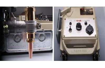 CG1-30 Прямая направляющая линия дорожки резака газового пламени кислородно-топливной резки
