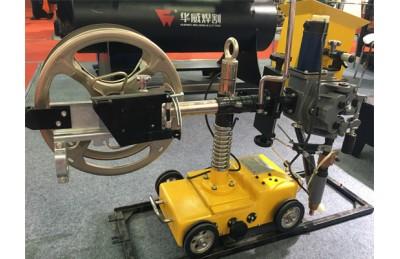 HMz-1000 máquina automática de soldadura por arco submerso tractor carruagem