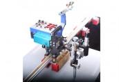 HK-100 Magnetic recto Soldadura oscilación Modelo de oscilación automática de soldadura carro