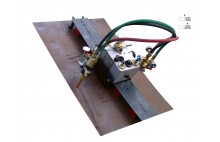 CG1-13 Multi-dirección todo cortador de gas posición para placa curvada