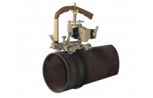 tuyau en acier inoxydable CG2-11B machine de découpage de gaz