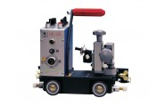 HK-5B contínua / Incontinuous Intervalo Welding Tractor para Fillet Seam
