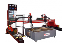 HNC-4000H Ekonomis CNC Plasma & Oxy-Fuel Mesin Plat Cutting