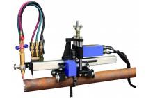 PNC profilé tubulaire Portable CNC machine de découpe au plasma à oxygène-carburant