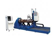 Modèle XG 6 Axe profilage cnc de tuyau 3D machine de découpage de forme